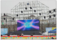 Ultra Thin SMD LED Display , Outdoor / Indoor Full Color Stadium LED Screen