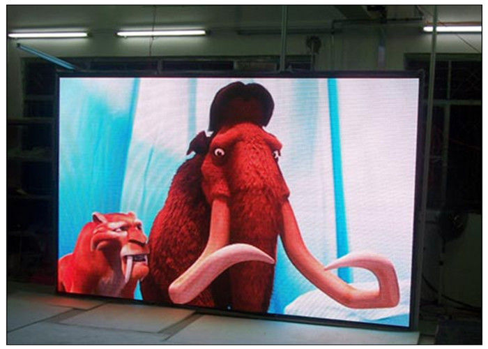 4m x 3m Outside Sport LED Display , IP65 Moving Message Text TV LED Full HD